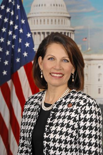 Michele Bachmann The Second Professional Wrestler To Be Elected In