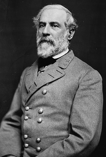robert e lee. General Robert E. Lee: I was