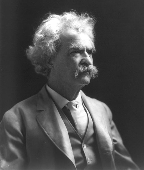 com acirc middot excerpted newly published mark twain essay about mark