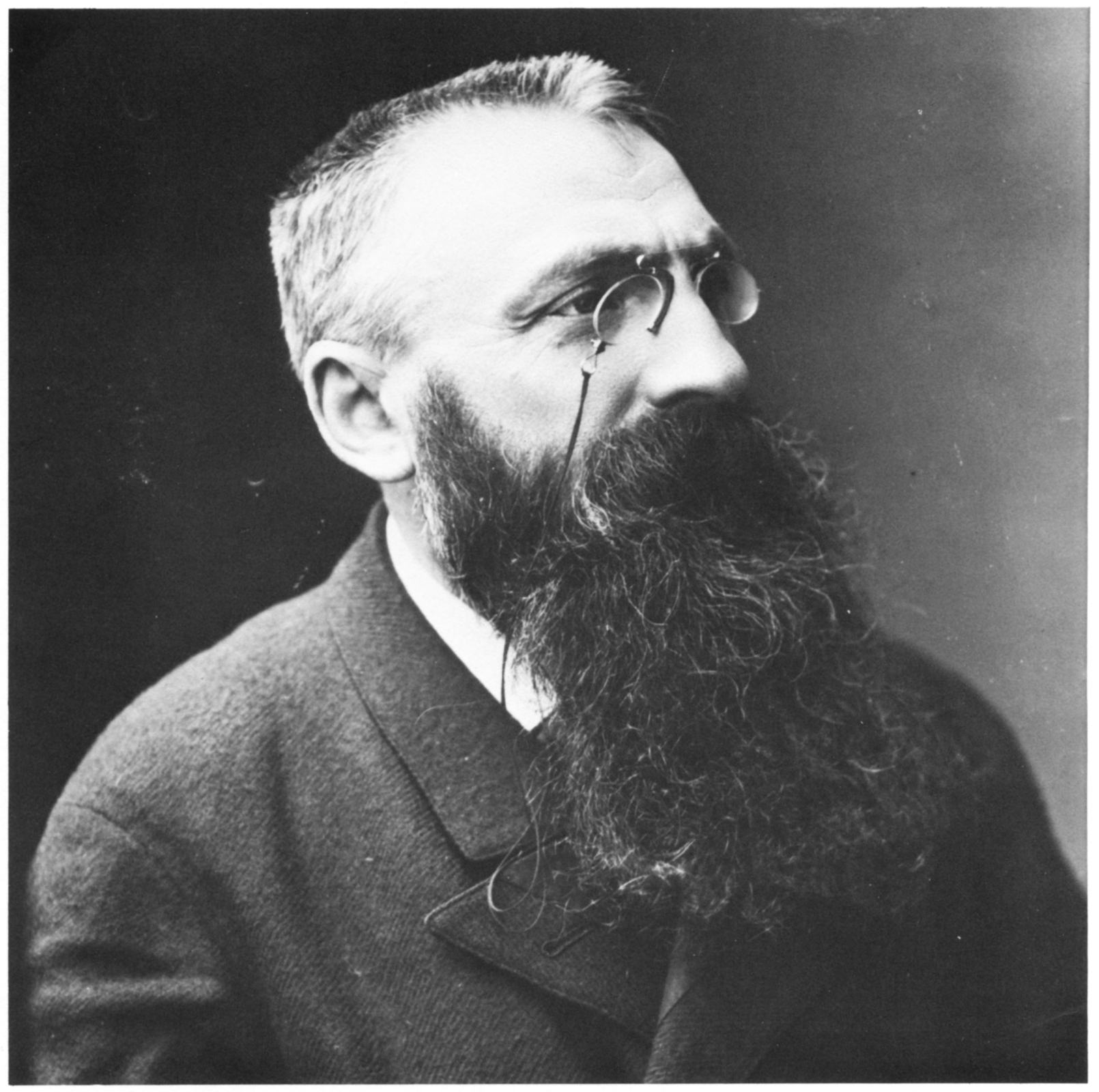 auguste rodin The public are weary of statues that say nothing well, here is a man coming forward whose statues live and speak, and speak things worth uttering.