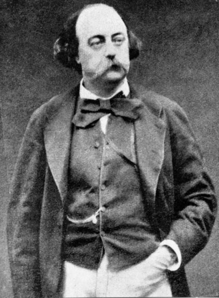 Gustave Flaubert: Also fucked Blair and Trent.