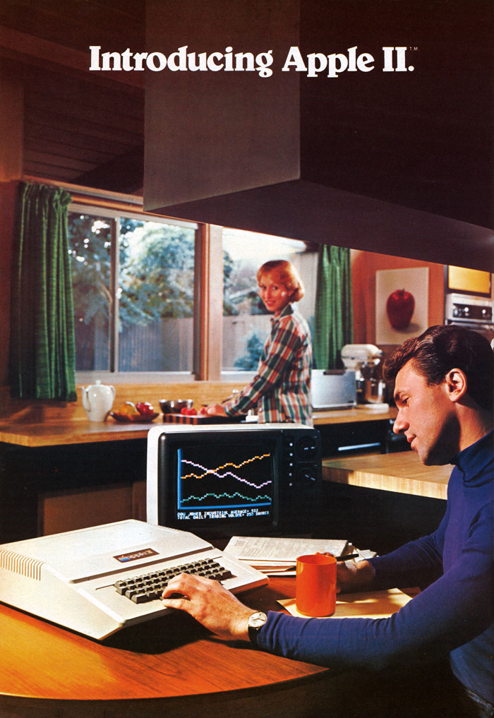 """appleII123 """"I'm Also Sitting On One Of The Big Stories Of The Late Seventies And Early Eighties: The Personal Computer"""""""