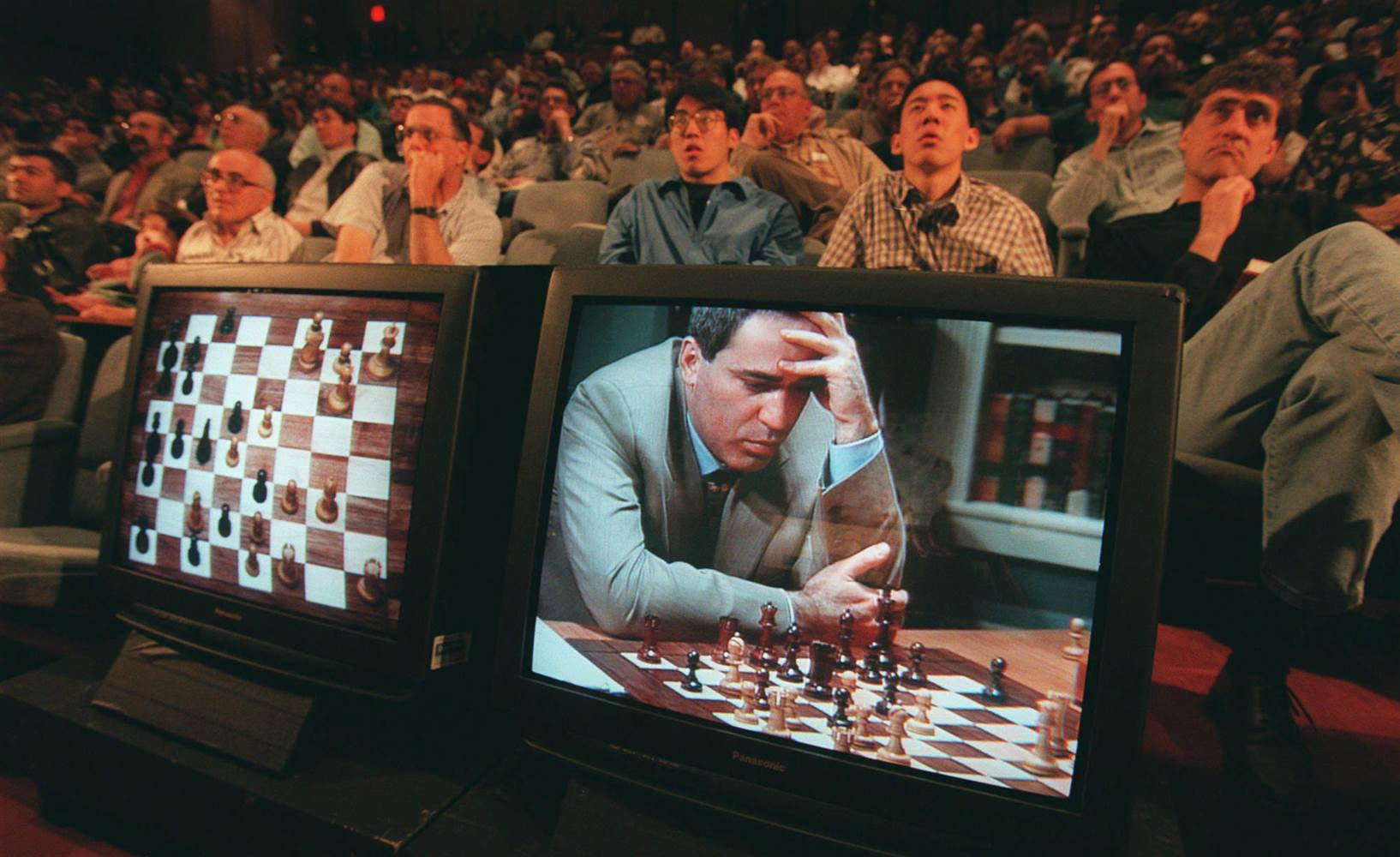 Garry Kasparov Chess Checkmate Diagram A Is Called Quotat The Computer Has Caused To Act In Strange Ways