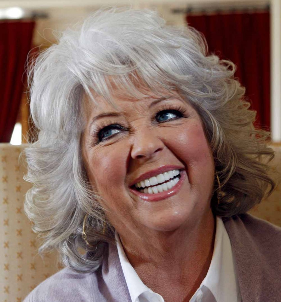 Afflictor: Thinking that Paula Deen was trying to improve her image when she said that she doesn't think she's any more special than that tall butler at the White House.
