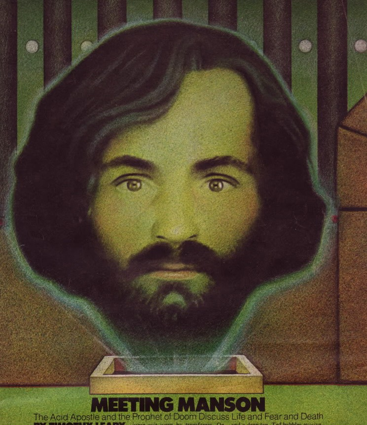Charles Manson and the Rise of America s Most Infamous Cult   Blog     Variety             charles manson went on record as