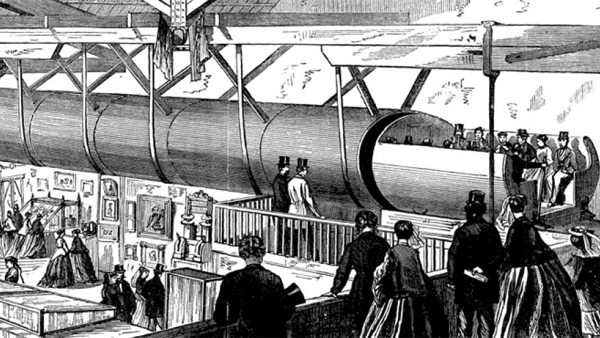 The Hyperloop sprang directly from the fertile mind of Elon Musk, but  should his tubular dream take off across the futuristic test tracks to be  built in ...