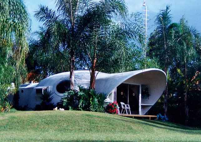 Venus project house