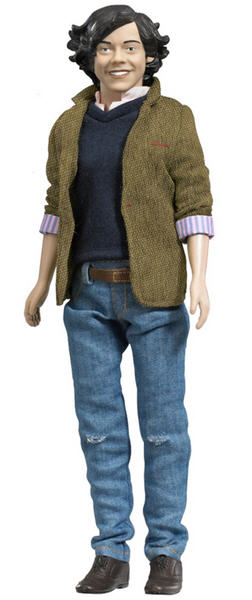 Fran Lebowitz action figure.