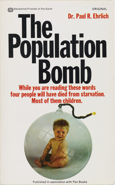 "population bomb ""the population bomb"" created more space to hold radical views on population matters, but its impact was fleeting, and maybe even harmful to the population movement by the early 1970s, many critics were savaging ehrlich and the larger goal of achieving zero population growth and the politics of ""morning in america"" in the."