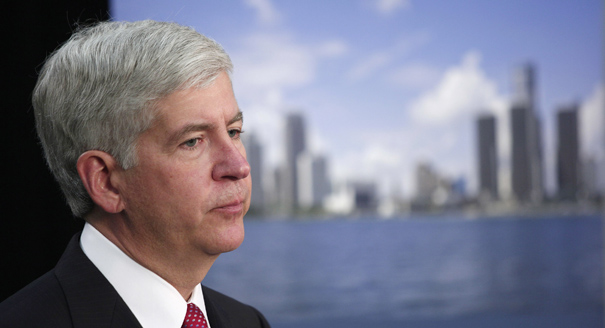 This week, Michigan Governor Rick Snyder was further criticized after introducing his point man on fixing the Flint water crisis.
