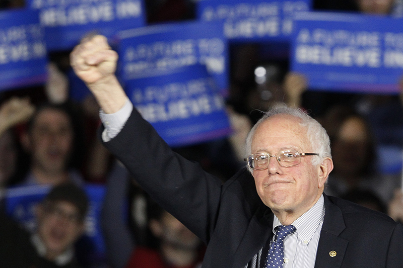 "berniefist4 ""The Goal Is To Bring The American People As A Whole Along In A Bipartisan Way"""