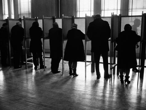 h-armstrong-roberts-men-and-women-standing-side-by-side-in-voting-booths-filling-out-election-ballots_i-g-56-5632-to4mg00z