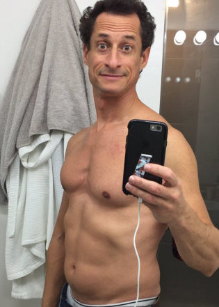 This week, Anthony Weiner sexted yet another lady.