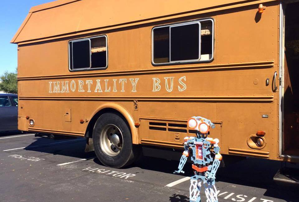 """immortalitybus6 """"It Would Be Possible To Upload The Informational Content Of A Harvard Or Yale Degree Directly To Their Brains"""""""