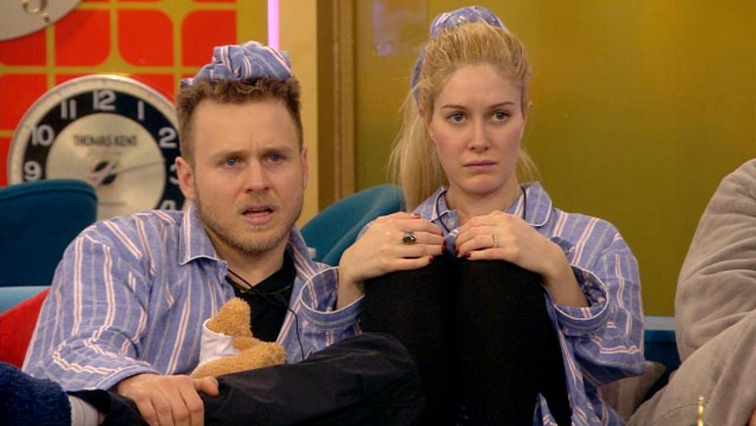 "CBB SpencerAndHeidi 1 ""I Created A Reality Show In My House"""