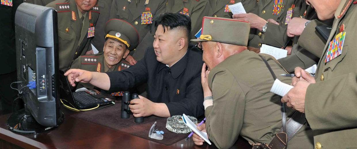 "140513 mong north korea kim jong un c3dd77721033c29f0a42fb85ca5ef332.nbcnews fp 1240 520 ""It Is A World In Which An Omnipresent, All Knowing Digital Mechanism Knows More About You Than You Do"""
