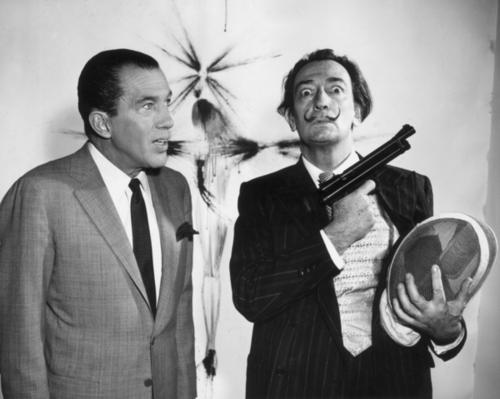 Ed Sullivan Salvador Dali 3 Classic Videos: Jimmy Carter (1974), Salvador Dali (1973), Peter Sellers (1964)