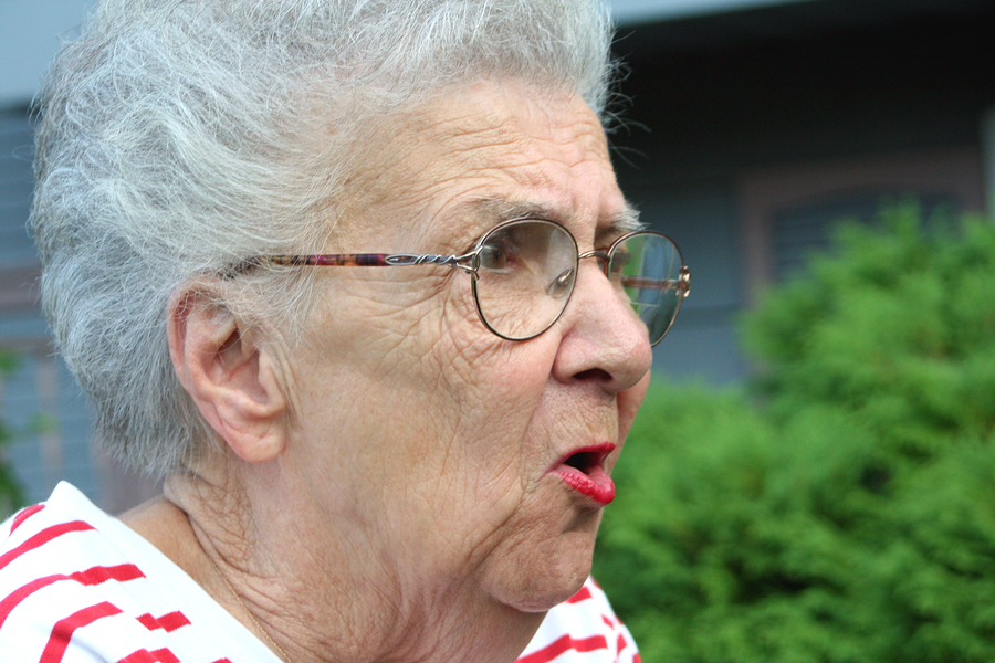bigstockphoto Angry Grandmother 838284 Shocker: Christmas Is Cancelled This Year!