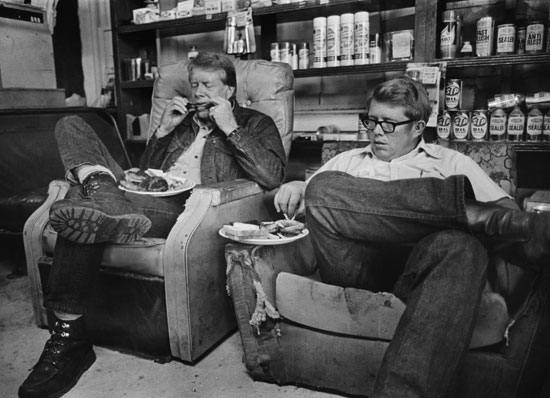 billy carter service station 6 3 Classic Videos: Jimmy Carter (1974), Salvador Dali (1973), Peter Sellers (1964)