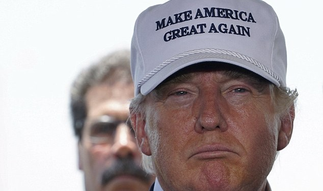 """trumpgat6790 e1449790230678 """"The Ku Klux Klan Is Using Donald Trump As A Talking Point In Its Outreach Efforts"""""""