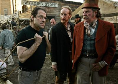 """david milch """"The Writer Producer Always Was Considered Brilliant But Also Eccentric"""""""