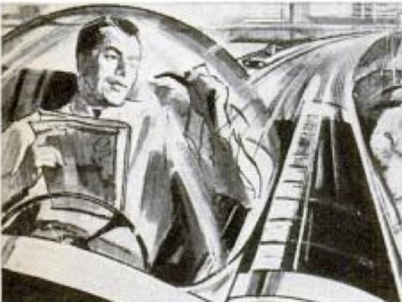 "driverlesscar345678987654 ""Autonomous Vehicles Are Key"""