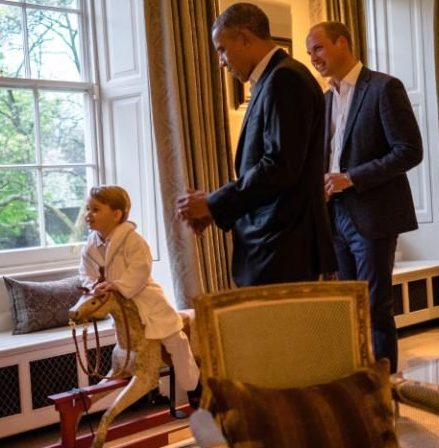 obamdgeorge e1461444154487 Highlights From Yet Another Week Of Afflictor