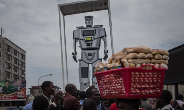 "robot congo 2 1 ""True AI Is Not Logically Impossible, But It Is Utterly Implausible"""