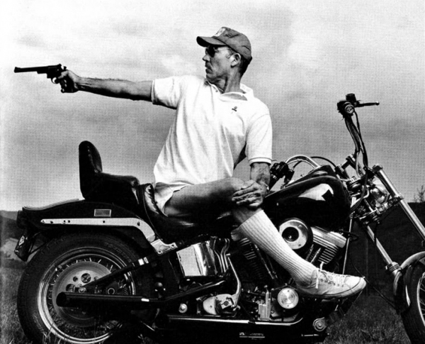 """hunter s thompson """"We Might Just Be Safe On This Journey…I Don't Know"""""""