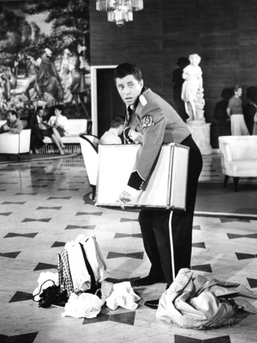 """the bellboy jerry lewis 1960 """"We Shouldn't Try And Protect Jobs; We Should Protect Workers"""""""