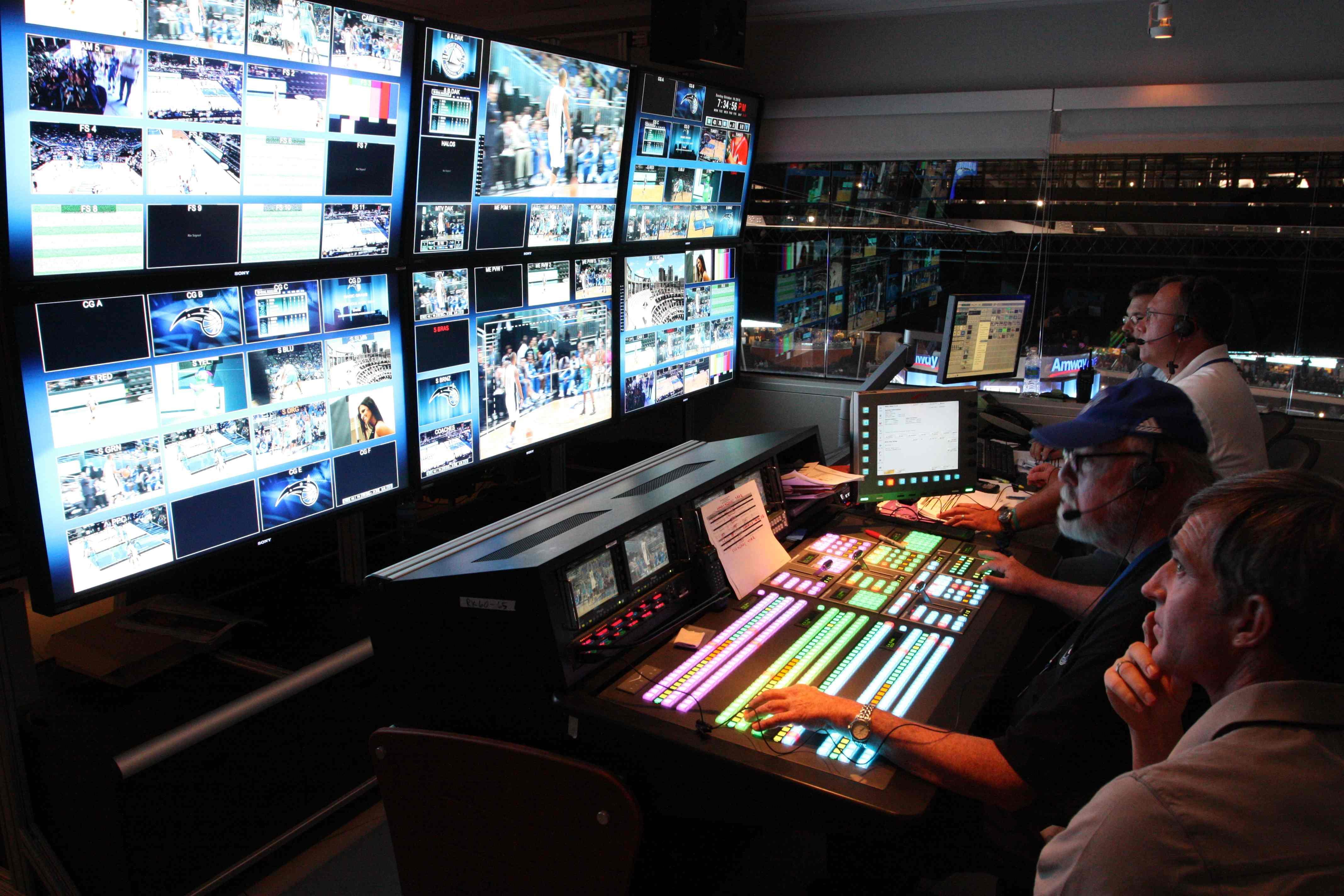 "controlroom ""I Created A Reality Show In My House"""